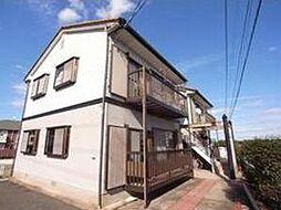 福岡県北九州市小倉南区蒲生3丁目の賃貸アパートの外観