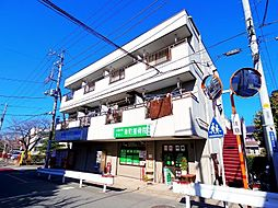 サン・ビュ志木[3階]の外観