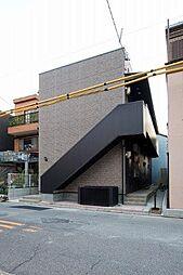 愛知県名古屋市瑞穂区白龍町2丁目の賃貸アパートの外観