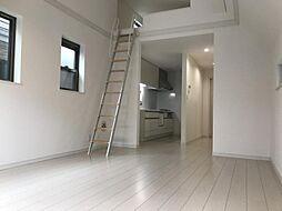 練馬区旭丘1丁目 新築戸建 限定一棟 2LDKの居間