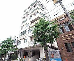京都府京都市左京区聖護院山王町の賃貸マンションの外観