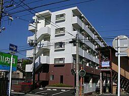 宮城県仙台市青葉区子平町の賃貸マンションの外観