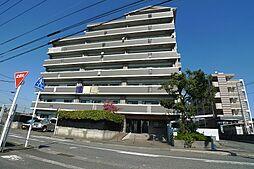 福岡県北九州市八幡西区木屋瀬1丁目の賃貸マンションの外観