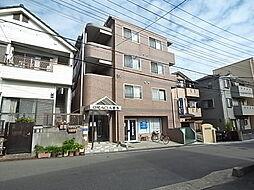 兵庫県神戸市垂水区仲田2丁目の賃貸マンションの外観
