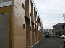 レオパレスグランドゥール[111号室]の外観