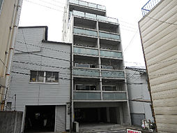 愛媛県松山市三番町5丁目の賃貸マンションの外観