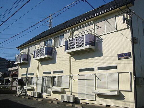 埼玉県北本市東間7丁目の賃貸アパート