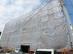 (仮称)新喜多東1丁目新築マンション[4階]の外観