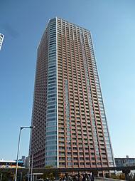 芝浦アイランド グローヴタワー[44階]の外観