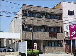 岐阜県岐阜市東興町の賃貸マンションの外観