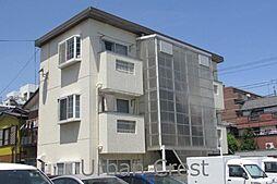 ローズパル[2階]の外観