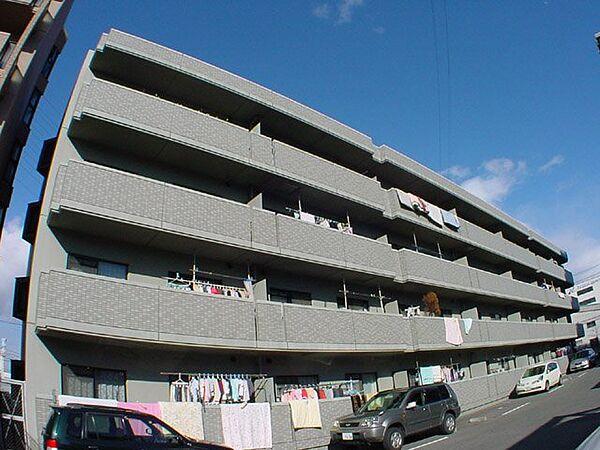 サン・フォレスト[2階]の外観