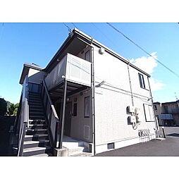 静岡県静岡市清水区梅ケ谷の賃貸アパートの外観