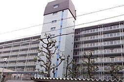 ローレルハイツ茨木2号棟[2階]の外観