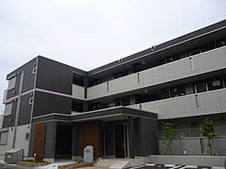 神奈川県川崎市宮前区有馬5丁目の賃貸アパートの外観