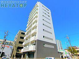 愛知県名古屋市瑞穂区塩入町の賃貸マンションの外観