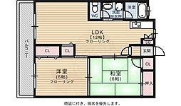 姪浜駅 6.9万円