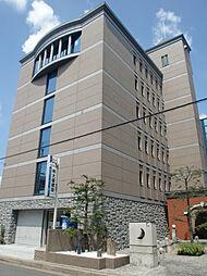 京都府京都市伏見区東町の賃貸マンションの外観