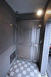 ウイング大久保[1階]の外観