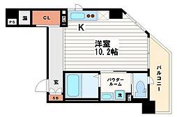 アクアコートII[2階]の間取り