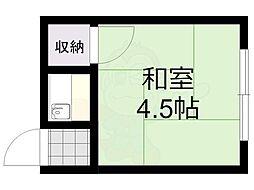 細井川駅 1.5万円
