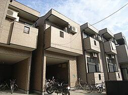 ピュア県庁北弐番館[2階]の外観