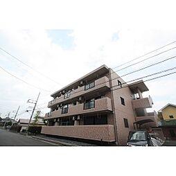 神奈川県綾瀬市深谷の賃貸マンションの外観