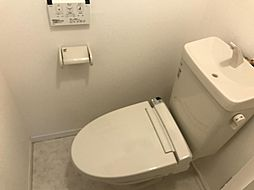 高性能トイレです。