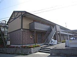 サンフォンテB[1階]の外観