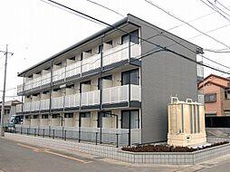 埼玉県蕨市錦町2丁目の賃貸マンションの外観写真