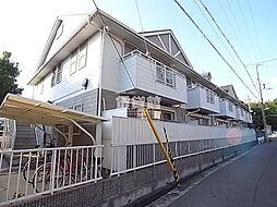 兵庫県神戸市西区玉津町田中の賃貸アパートの外観