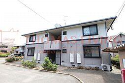 福岡県古賀市舞の里5丁目の賃貸アパートの外観
