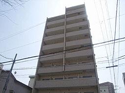 福岡県福岡市博多区博多駅南2の賃貸マンションの外観