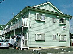 埼玉県蓮田市大字蓮田の賃貸アパートの外観