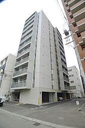 北海道札幌市中央区北四条西11丁目の賃貸マンションの外観