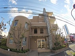 大阪府池田市神田2丁目の賃貸マンションの外観