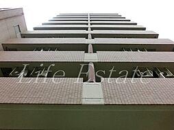 シャルマンフジ大阪城南[6階]の外観