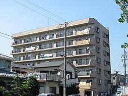 亀川ハイツ[406号室]の外観
