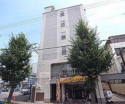 京都府京都市左京区浄土寺馬場町の賃貸マンションの外観