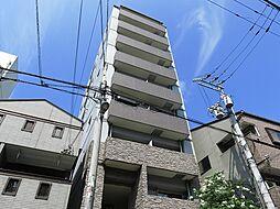 エルミタージュ福島[4階]の外観