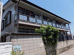 横山第3ハイツ[203号室]の外観