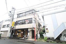 神奈川県大和市中央林間3の賃貸マンションの外観