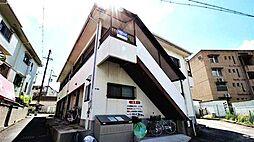大阪府和泉市幸3丁目の賃貸アパートの外観