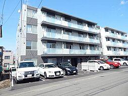 A BOND west[2階]の外観