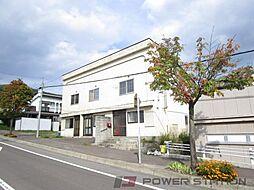 [テラスハウス] 北海道小樽市幸3丁目 の賃貸【北海道 / 小樽市】の外観