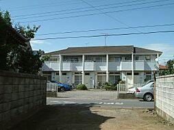 千葉県松戸市五香西の賃貸アパートの外観