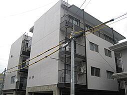 丸一荘A・B棟[2階]の外観