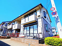 埼玉県ふじみ野市長宮2丁目の賃貸アパートの外観