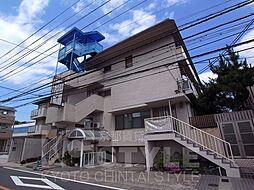 嵯峨野マンション[301号室]の外観