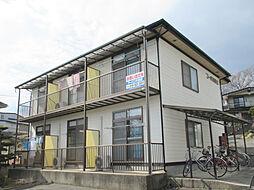 コーポ斎藤B[201号室]の外観
